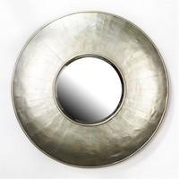 Altıncı Cadde Gümüş Kaplama Duvar Aynası 100Cm