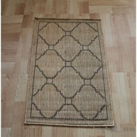 Jüt Tekstil Mizansen Sisal Halı 15 60X90 Cm