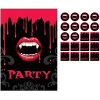 Parti Paketi Vampir Davetiye