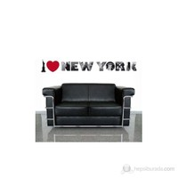 Eurographics I Love New York 50X70 Cm Duvar Sticker