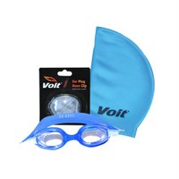 Voit 2323 Yüzücü Gözlüğü Voit Silikon Bone Voit Kulak Burun Tıkacı
