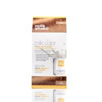 Milk Color Kalıcı Saç Boyası No: 7 Orta Kumral