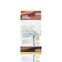 Milk Color Kalıcı Saç Boyası No: 7.43 Orta Kumral Bakır Dore