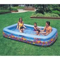 Intex 58485 Büyük Boy Deluxe Aile Havuzu ( 305 x 183 x 56 cm )