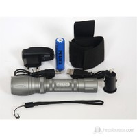Police Ps-16 Cree T6 Power Led Zoom El Feneri