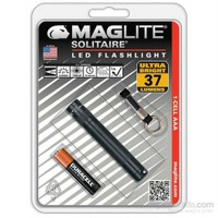 Maglite Sj3a016y Solitaire Aaa Led Fener (Blisterli)
