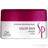 Sp Color Boyalı Saç Renk Koruyucu Maske 200Ml