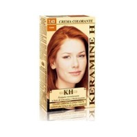 Keramine H Yeniden Yapılandırıcı Krem Boya (Biber)