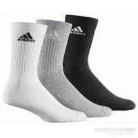 Adidas Z25524 Adicrew Hc 3Lü Spor Çorap