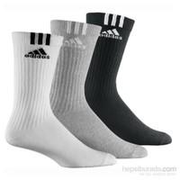 Adidas 3S Crew T 3Pp Çorap