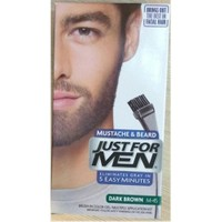 Just For Men Dark Brown (Koyu Kahverengi) Sakal Boyası M-45