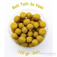 Mobydick Boili Tatlısu Yemi, 120gr, Simli/Sarı