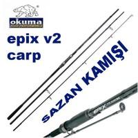 Okuma Epix V2 Carp, 390cm, Sazan Kamışı