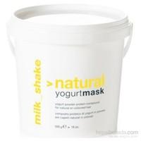 Milk Shake Natural Yogurt Natural Tozu Maskesi 500ml