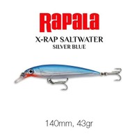 Rapala Saltwater X-Rap 140Mm Sb