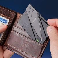 Uygun Kredi Kartı Şeklinde Çakı Cardsharp