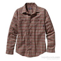 Patagonia Erkek Long-Sleeved Pima Cotton Shirt