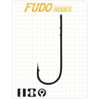 Prusa Fishing 610 Fudo Worm Ssb Uzun Pala Kurt İğnesi Nikel No:1