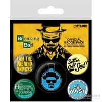 Rozet Seti - Breaking Bad Heisenberg Flask BP80490
