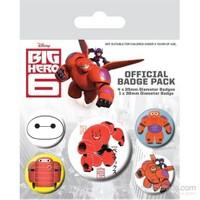 Rozet Seti - Big Hero 6 Baymax BP80498