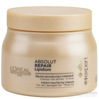 Loreal Paris Absolut Repair Lipidium Onarıcı Maske 500Ml