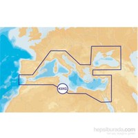 Navionics Gold Harita Kartuşu. 43 Xg Akdeniz Ege Karadeniz Marmara