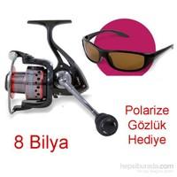 Lineaeffe Sunshine 20 Çok Amaçlı Olta Makinesi Gözlük Hediyeli