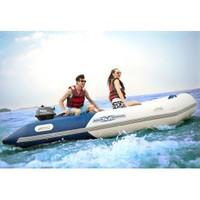 Aqua Marina Deluxe Sports Boat 2.77M With Wooden Floor