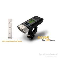 Fenix BC30R Siyah El Feneri 1600 Lümens