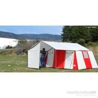 Tunç Dıştan Kurmalı - İki Oda Bir Salon + Mutfak Kamp Çadırı