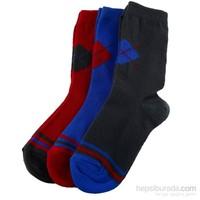 Sportive Erkek Çocuk Çorap 3'Lü