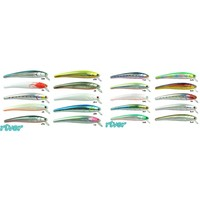 Prusa Fishing Rıver Deep Effect 120F Maket Balık Renk No-018