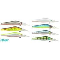Prusa Fishing Rıver Deep Hunter 110F Maket Balık Renk No-064