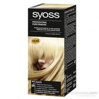 Syoss 9-1 Sarı Saç Boyası