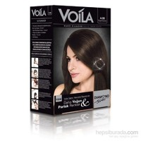 Voila Nano Diamond Krem Saç Boyası Espresso 4