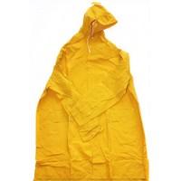 First Master Yağmurluk Pardesu Astarlı Sarı 0,32 Mıc.