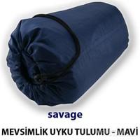 Savage Ys-506 Mevsimlik Koyu Mavi Uyku Tulumu