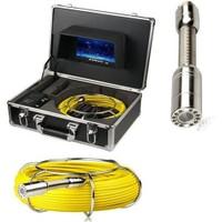 Opax Ca-1096 50 Metre Kablolu Kuyu, Kanalizasyon, Endoskop, Sualtı Kamerası 800 Tv Line