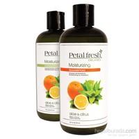 Petal Fresh Yağlı Saçlar İçin Dökülme Önleyici Organik Bakım Seti 2'Li Set 950Ml