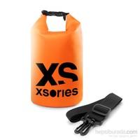 Xsories Stuffler 8L Su Geçirmez Taşıma Çantası Turuncu