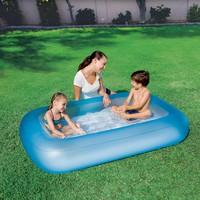Bestway Tek Halkalı Şişme Tabanlı Çocuk Havuzu 51115 Mavi
