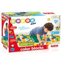 Dolu Renkli Bloklar 85 Parça