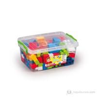 Dolu Sandıkta Büyük Renkli Bloklar 85 Parça