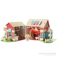 Cubic Fun 3D Maket Ev - Sweet Villa