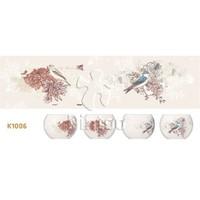 Pintoo Çiçekler Ve Cıvıldaşan Kuşlar Plastik Saksı Puzzle 80 Parça