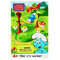 Mega Bloks Şirinler Uykucu Şirin Mini Oyun Seti