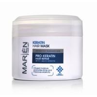 Marien Keratin Maske Tüm Saç Tipleri İçin Uygulama 500Ml