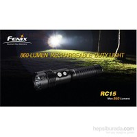 Fenix Rc15 Şarjlı El Feneri Seti 860 Lümens