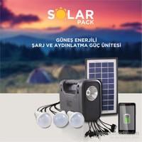 GDLight Solar Lamba Seti