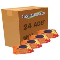Fresh'n Soft Classic Islak Bebek Havlusu – 24'lü Süpereko Paket (2160 Adet)